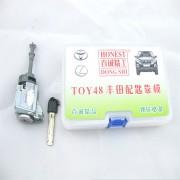TOY48丰田钥匙靠模图片